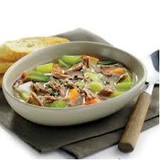 cuisiner la queue de boeuf consommé de queue de boeuf recette de cuisine seb