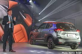 nissan kicks specification carnichiwa nissan gets its kicks in brazil u2013 new compact