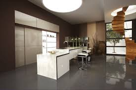 black modern ceramics floor modern bar designs for home with white