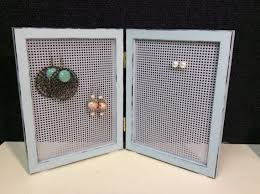 earring holder for studs jewellery organizer earring frame earring storage stud