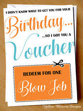 birthday cards for him fiance birthday card ebay