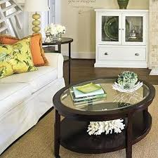 round glass coffee table decor how to decorate a round glass coffee table decorating round coffee