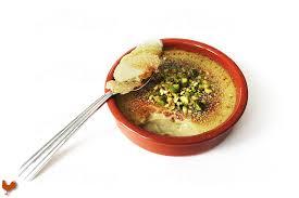 cuisine creme brulee hermé s pistachio crème brûlée