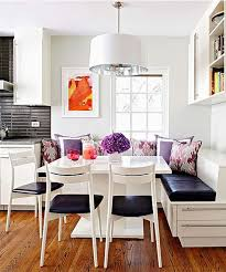 kitchen booth ideas live large with these small dining room ideas kitchen seating area