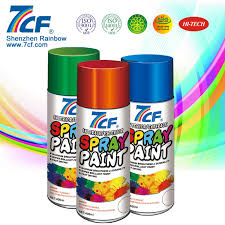 high electrical conductivity temperature color changing paint