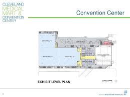 Hynes Convention Center Floor Plan Cleveland Medical Mart U0026amp Convention Center