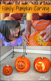halloween pumpkin carving tools making memories family pumpkin carving mess for less