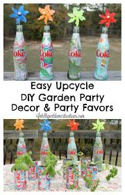 decoration garden party easy garden party decorations and favors