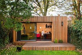 Office In A Shed Ecospace Architecture Naturally