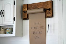 where to buy butcher paper grocery list diy paper wall dispenser knick of time