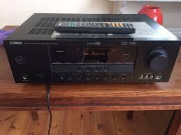 yamaha amplifier home theater yamaha rx v461 home cinema 5 1 amplifier in islington london