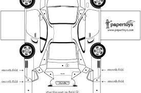 imagenes de ferraris para dibujar faciles recortables de coches nuevos ferrari testarosa dibujos para