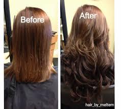 keratin bond hair extensions hair extensions nano rings micro rings weft braid weft