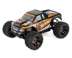 monster jam 1 24 scale trucks bullet mt 3 0 rtr 1 10 scale 4wd nitro monster truck by hpi racing