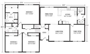 tri level house floor plans split level modular home plans so replica houses