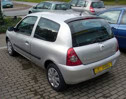 renault clio 2002 modified modifications of renault clio www picautos com