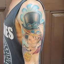 anime tattoos archives tattoomega
