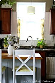 thrifty decor chick beadboard backsplash cozy kitchens brighten up the kitchen with a beadboard backsplash how to