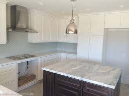 when tile goes wrong cre8tive designs inc honed marble kitchen island the tile backsplash