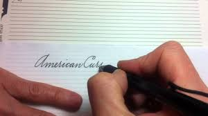 how write cursive handwriting v102 american cursive handwriting workshop