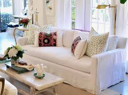 Slipcover For Pillow Back Sofa by Read This Before You Buy Another Throw Pillow Classic Casual Home