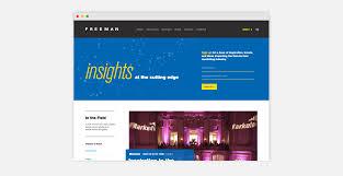 freeman u2013 one design company