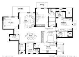 4 floor plan 4bhk 2630 aprt jpg