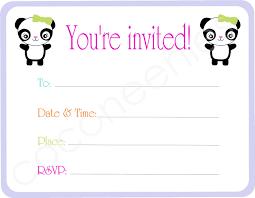 blank invitations blank party invitation cloudinvitation