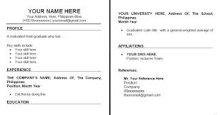 Affiliations On Resume What U0027s Inside A Resume U2013 Buhay After Sablay
