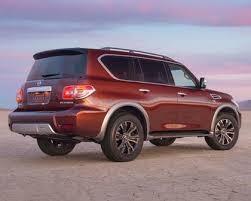 2017 nissan armada platinum interior 2018 nissan armada review trims specs and price carbuzz