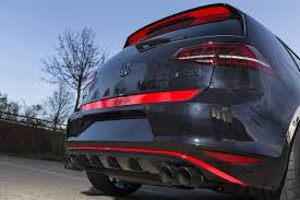 nissan altima coupe rear diffuser volkswagen mk7 golf gti dark edition by abt rear diffuser and quad