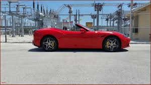 convertible ferrari awesome cheapest ferrari rental miami u2013 super car