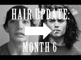 awkward hair stage men men s long hair update month 6 the beginning of the awkward