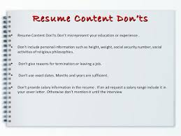 How To Mention Expected Salary In Resume Resume Prepration Resume Writing