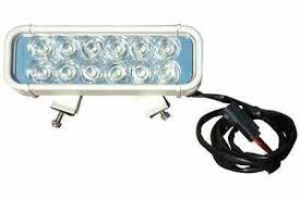12 Light Bar Led Boat Light Bar 12 Leds 8 Inch Length Cast Aluminum