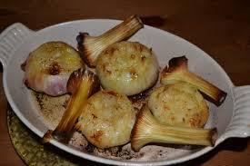 cuisiner l ail ail frais roti en chemise le de macuisineplaisir com