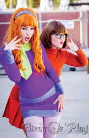 Daphne Scooby Doo Halloween Costume Hanna Barbera Animated Series Scooby Doo Character Daphne Blake