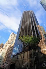 Trump Tower Ny The Trump Tower New York City Usa Stock Photo Picture And