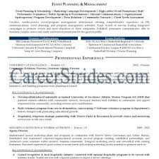 Resume Event Planning Corporate Event Planner Job Description Event Planner Resume