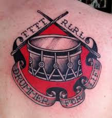 Drummer Tattoo Ideas 19 Best ドラム Images On Pinterest Drummers Drums And Musicals