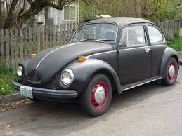 volkswagen car beetle old curbside classic 1971 small car comparison number 5 vw super