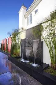 modern water feature 7 best modern water features images on pinterest waterfalls