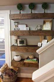 Best 25 Ladder Shelf Decor by Shelves Decorative Wooden Brackets For Shelves Reclaimed Wood