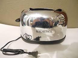 Toaster Battlestar Galactica Cylonmania Battlestar Galactica Collection On Ebay