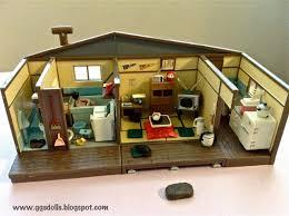 ggsdolls takara miniature retro japanese style house