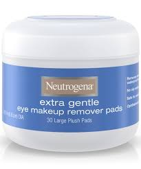 hydrating eye makeup remover lotion neutrogena