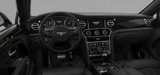black bentley interior 2017 bentley mulsanne ewb stock 372066 for sale near westport