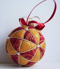 85 best kimekomi images on quilted ornaments