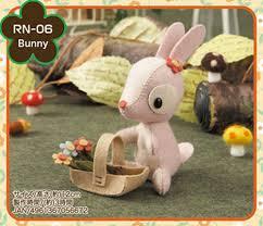 felt kits felt animal kit bunny original kit available at umecraft flickr