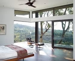 Floor Length Windows Ideas Minimalist 22 Bedrooms With Floor To Ceiling Windows Home Design